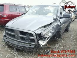 Dodge Ram Truck Used Parts - used 2012 dodge ram 1500 sxt 5 7l parts sacramento