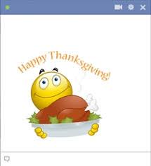 thanksgiving emoticons symbols emoticons