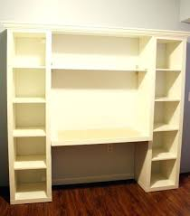 Build Solid Wood Bookcase by Desk Desk Bookcase Combo Australia Bookshelf Desk Combo Ikea
