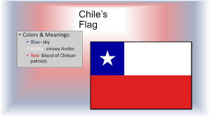 Flag Color Meanings Chile By Morgan Stanton Chile Is On The Southwestern Coast Of
