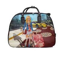 women u0027s holidays luggage wheeled handle suitcase travel girls