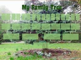 family tree template free printable 17 images genealogy forms