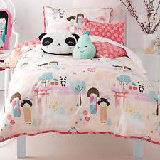 Toddler Duvet Tog Panda Bedding Ebay
