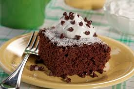 chocolate sour cream cake mrfood com