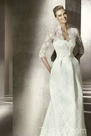 wedding dress wholesale modest v neck lace column wedding dress with sleeves wholesale