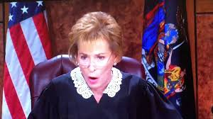 judge judy look at your mom nice laugh youtube