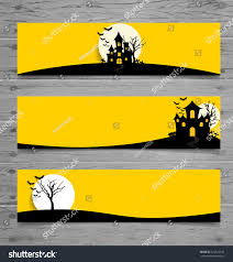 cute happy halloween background happy halloween design background cute note stock vector 224525146