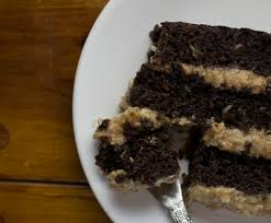 german chocolate cake gf df ef worth cooking