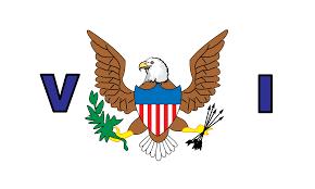 Us Virgin Island Flag File Usvirginislands Flag Svg Wikimedia Commons