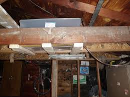 progress on the waste oil heater housedouche