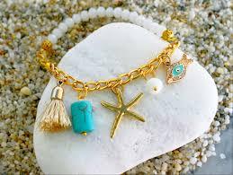 themed charm bracelet beaded bracelets pandahall jewelry