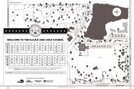 Homestead Fl Map Homestead Air Reserve Park Professional Disc Golf Association