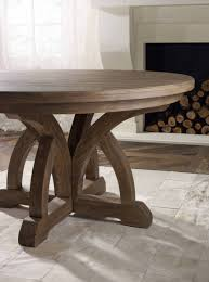 hooker furniture corsica round dining table w 1 18in leaf 5180