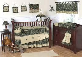 Camo Crib Bedding Sets Camouflage Nursery Bedding Thenurseries