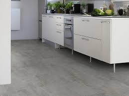 bodenbeläge küche raumbild vinylboden gerflor artline mineral vinyl designbelag