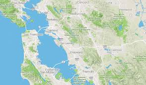 San Francisco Area Map by Strava Maps For Runners And Cyclists U2013 Points Of Interest