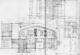 architect design sketches interior design