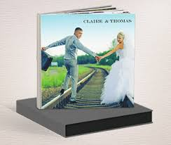 wedding photo album book wedding gifts personalised wedding photo gifts photobox