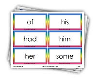 grade sight word flash cards printable dolch flash cards