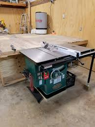 convert circular saw to table saw 10 5 hp 240v cabinet left tilting table saw grizzly industrial
