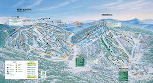 Breckenridge Ski Map Brian Head Utah Ski Trails Travel Outdoor Pinterest Utah