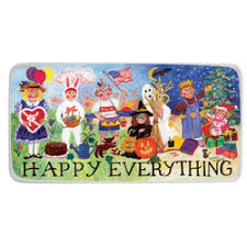 happy everything plate simple pleasure happy everything small serving platter