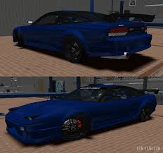 nissan 240sx rocket bunny gom team nissan 240sx s13 modified car mods