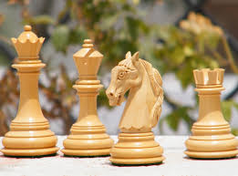 Staunton Chess Pieces by K0114 Colombian Staunton Chess Pieces U2013 Nitinenterprises