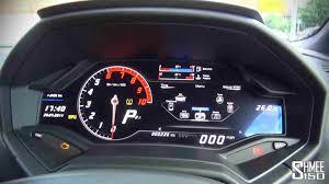 lamborghini reventon speedometer cars9 info