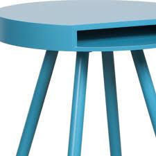 Wohnzimmertisch Petrol Hide Beistelltisch Mit Ablagefach Blau Amazon De Küche U0026 Haushalt