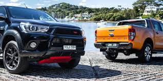 lexus v8 hilux ranger sales overtake corolla hilux stays king photos 1 of 3