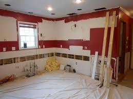 wilmington kitchen family room u0026 laundry room demolition