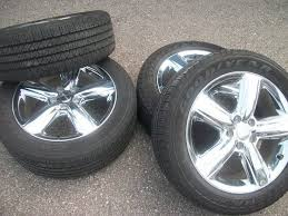 dodge durango tire size chrome dodge durango oem wheels and tires id 7121650 product