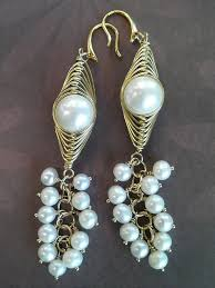 25 stylish tutorials for wire wrapped earrings guide patterns