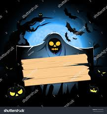 halloween design background vector illustration background halloween design horror stock