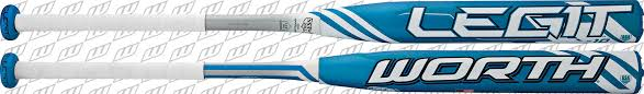 worth legit fastpitch bat worth legit fplg10 10 fastpitch softball bat weplay sports