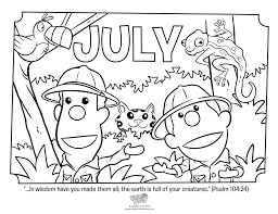 july coloring page psalm 104 24 whats in the bible