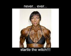 Female Bodybuilder Meme - female bodybuilding memes image memes at relatably com