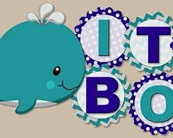 it s a boy decorations whale baby shower decoration supplies for boy it s