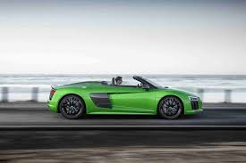 Audi R8 Drift - the latest audi r8 v10 plus spyder is the stuff dreams are made of