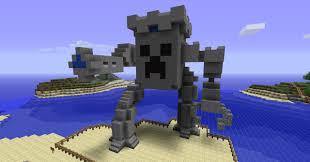 Castle Blueprint Creeper Castle Minecraft Project