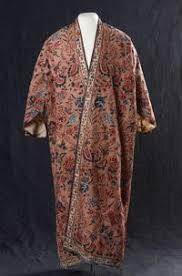 robe de chambre japonaise homme robe de chambre pour homme côte de coromandel vers 1750 banyans