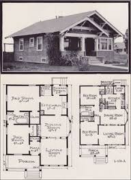 chicago bungalow floor plans craftsman style home plans house building 1920s and house