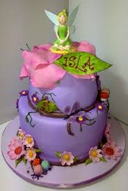 tinkerbell birthday cake tinkerbell 5th birthday cake sweetpea designer cakes