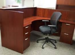Used Office Desk New Used Office Furniture In Richmond Va Cublicles