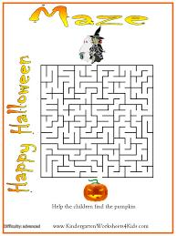 halloween worksheets games activities and printables