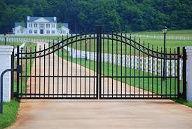 ornamental aluminum fences and gates in ormond fl