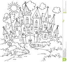 download coloring pages castle coloring page castle coloring