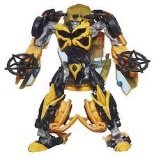 hasbro age of extinction deluxe class bumblebee