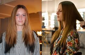 reverse ombre hair photos the reverse ombre hair trend hair extensions blog hair